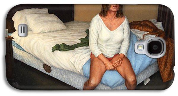 Comfort Inn Galaxy S4 Case by James W Johnson