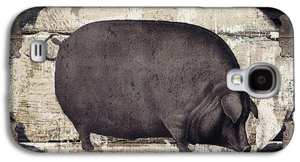 Compagne II Pig Farm Galaxy S4 Case