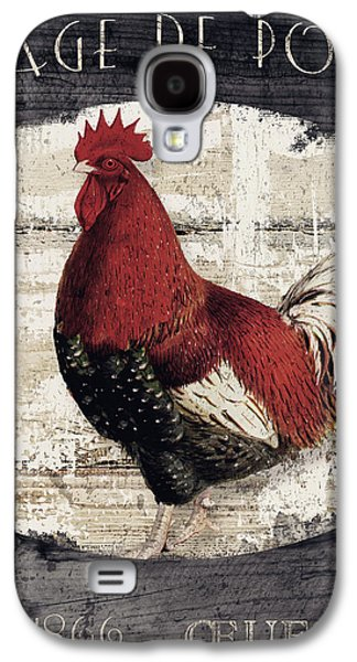 Compagne IIi Rooster Farm Galaxy S4 Case