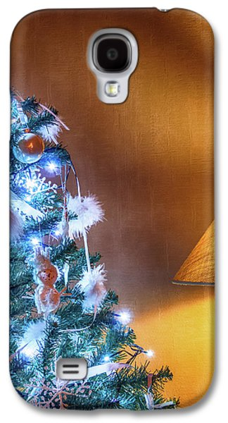 Complementary Christmas Tree Galaxy S4 Case