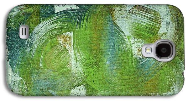 Composix - V55a - Green Galaxy S4 Case