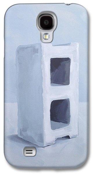 Concrete Block Galaxy S4 Case