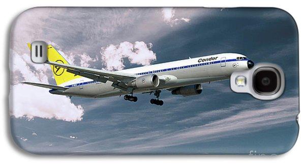 Condor Boeing 767-300  Galaxy S4 Case