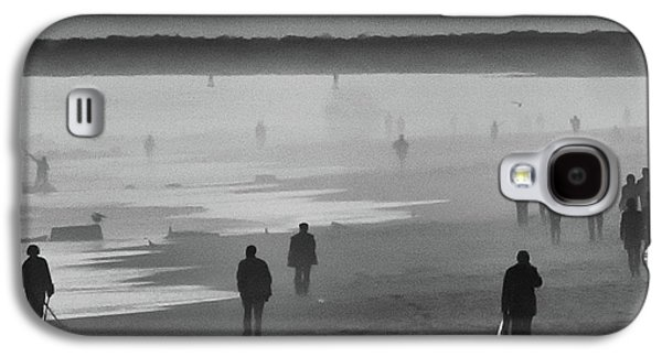 Coney Island Walkers Galaxy S4 Case