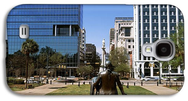 Confederate Monument Viewed From South Galaxy S4 Case by Panoramic Images