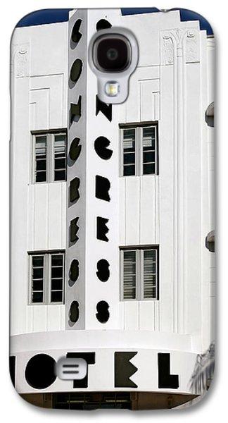 Congress Hotel. Miami. Fl. Usa Galaxy S4 Case