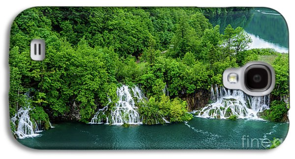 Connected By Waterfalls - Plitvice Lakes National Park, Croatia Galaxy S4 Case