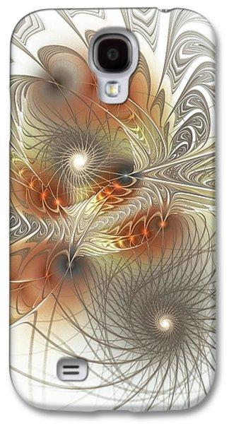 Connection Game Galaxy S4 Case by Anastasiya Malakhova