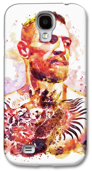 Conor Mcgregor Galaxy S4 Case