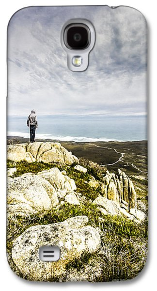Conquering Trial Harbour Galaxy S4 Case