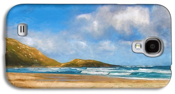 Conspicuous Cliff Beach Denmark Western Australia Galaxy S4 Case