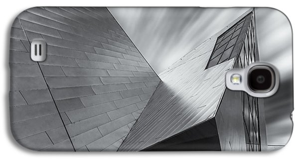 Galaxy S4 Case featuring the photograph Contemporary Architecture Of The Shops At Crystals, Aria, Las Ve by Adam Romanowicz