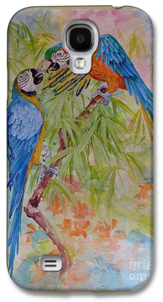 Conversation With Jackie Galaxy S4 Case by Summer Celeste