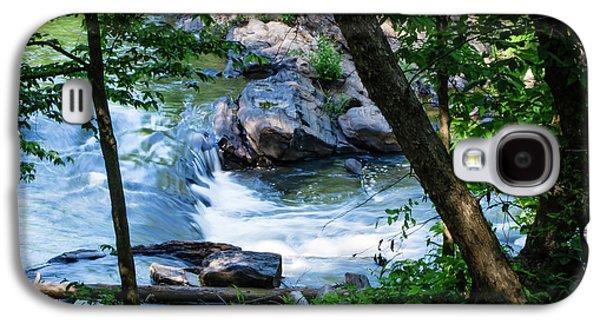 Cool Mountain Stream Galaxy S4 Case