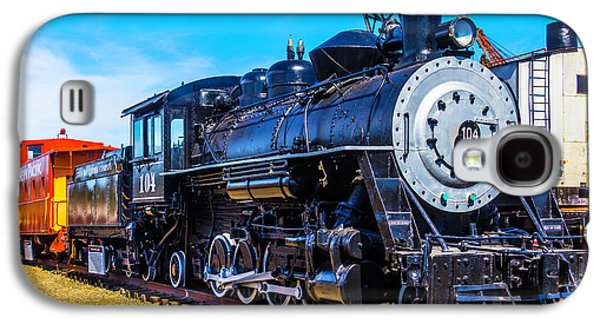 Coos Bay Lumber Company Train 104 Galaxy S4 Case