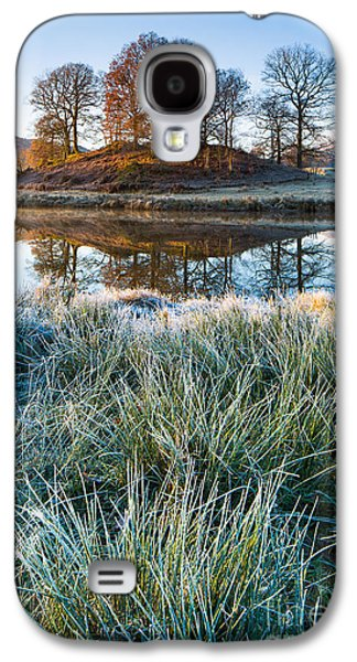 Copse Of Trees, Elterwater Galaxy S4 Case by Tony Higginson