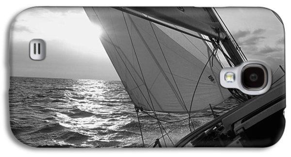 Coquette Sailing Galaxy S4 Case