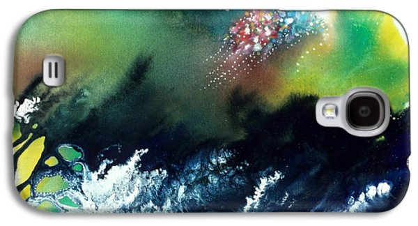 Coral Reef Of The Pacific Angel Galaxy S4 Case by Lee Pantas