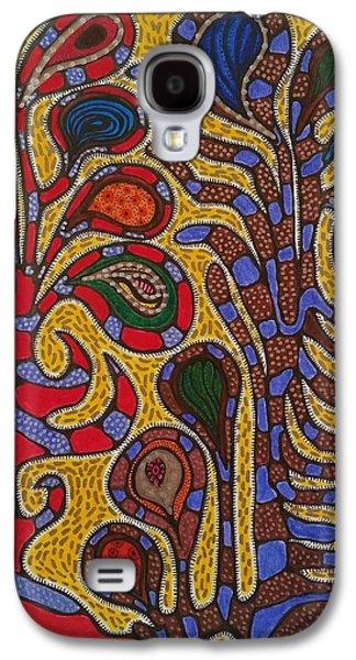 Corals I Galaxy S4 Case by Sandra Perez-Ramos