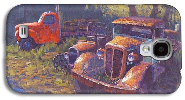 Truck Galaxy S4 Case - Corbitt And Friends by Cody DeLong