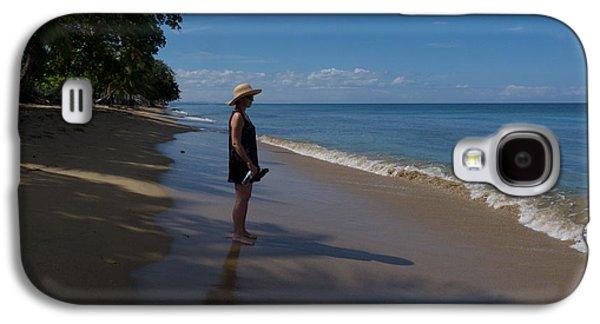 Corcega Beach Galaxy S4 Case