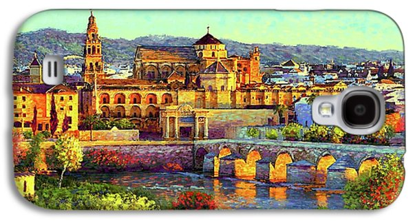 Ancient Galaxy S4 Case - Cordoba Mosque Cathedral Mezquita by Jane Small