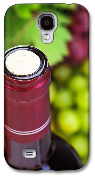 Cork Of Wine Bottle  Galaxy S4 Case by Anna Omelchenko