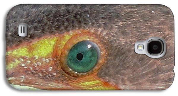 Cormarant 5 Galaxy S4 Case by Todd Sherlock