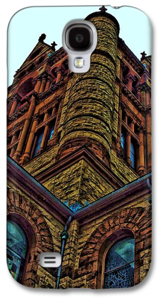 Cornered Galaxy S4 Case