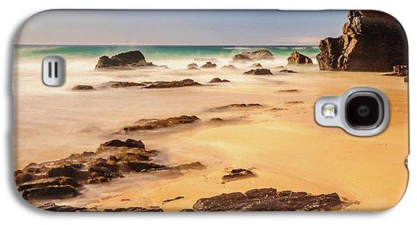 Corunna Point Beach Galaxy S4 Case