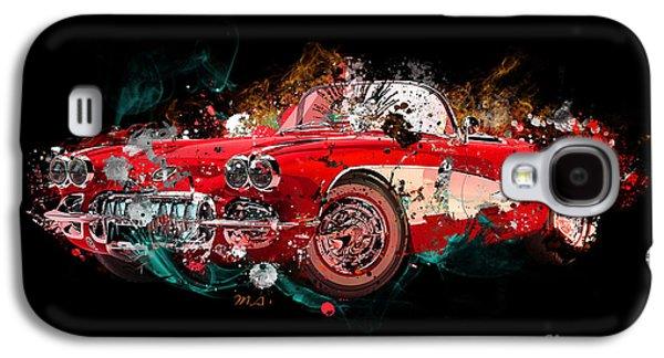 Corvert 2 Galaxy S4 Case by Mark Ashkenazi