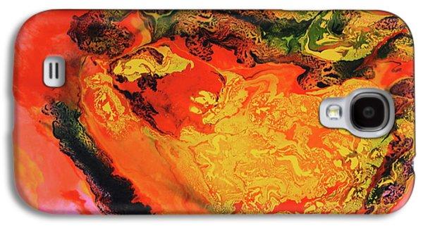 Cosmic Cloud Galaxy S4 Case by Madeleine Arnett