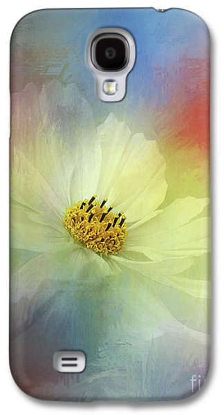 Cosmos Dreaming Abstract By Kaye Menner Galaxy S4 Case