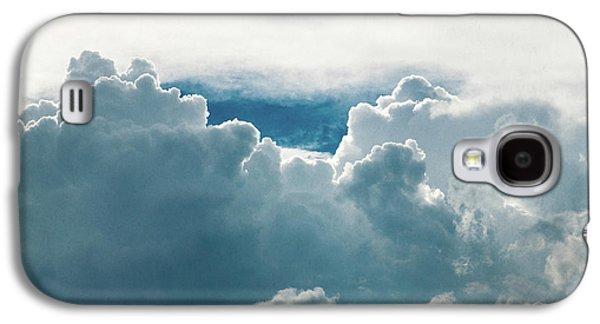 Cotton Clouds Galaxy S4 Case