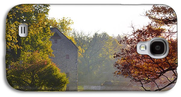Country Autumn Galaxy S4 Case by Bill Cannon