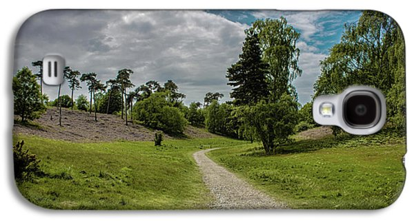 Country Lane Galaxy S4 Case by Martin Newman