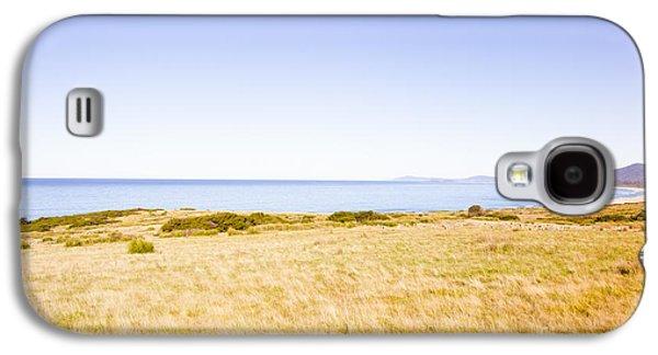 Country Meets Ocean  Galaxy S4 Case
