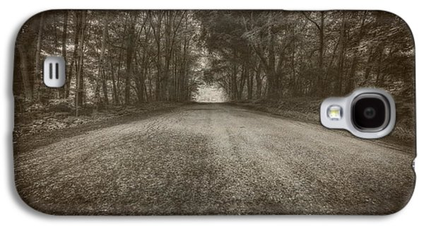 Country Road Galaxy S4 Case by Everet Regal