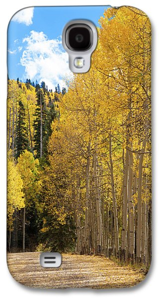 Galaxy S4 Case featuring the photograph Country Roads by David Chandler