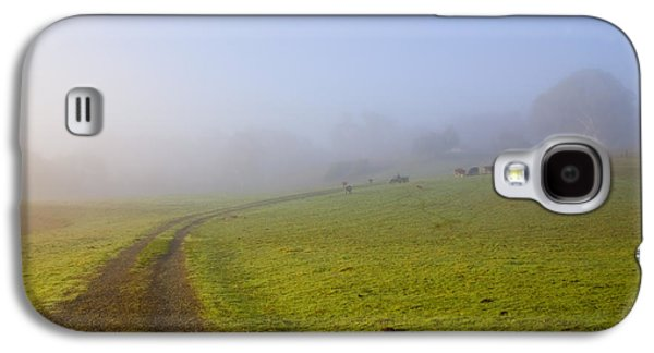 Country Roads Galaxy S4 Case by Mike  Dawson