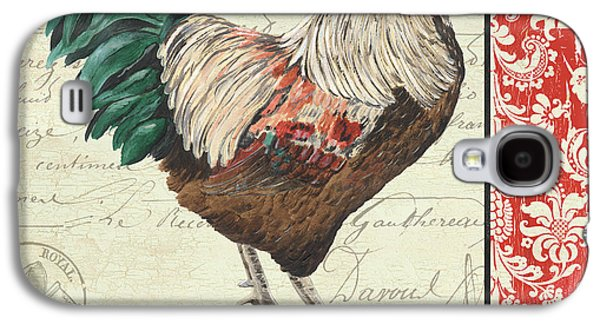 Country Rooster 1 Galaxy S4 Case