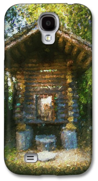 Country Storage Bin Galaxy S4 Case by Marvin Spates