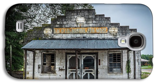 Country Store In The Mississippi Delta Galaxy S4 Case by T Lowry Wilson