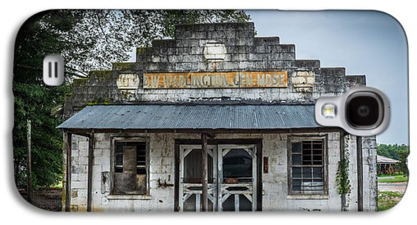 Country Store In The Mississippi Delta Galaxy S4 Case