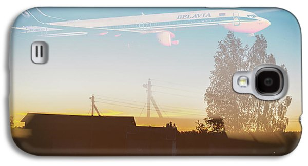 Countryside Boeing Galaxy S4 Case