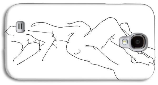 Couples Erotic Art 4 Galaxy S4 Case