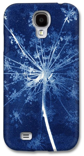 Cow Parsley Galaxy S4 Case by Elspeth Ross