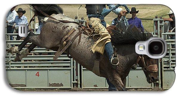 Cowboy Art 9 Galaxy S4 Case
