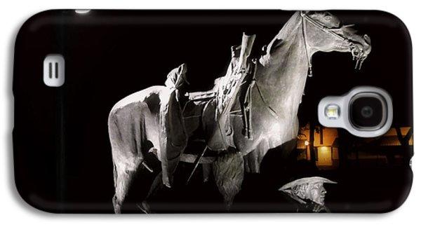 Cowboy At Rest Galaxy S4 Case