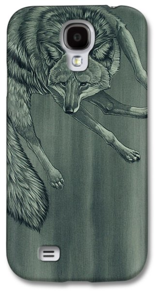 Coyote Galaxy S4 Case by Aaron Blaise